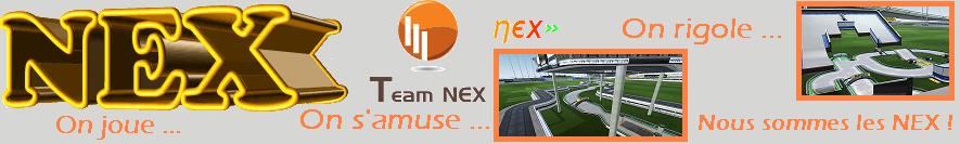 Forum Team Nex Index du Forum