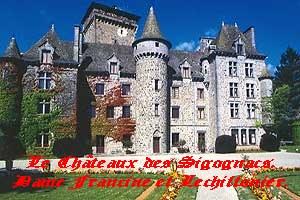 le château des sigognac Index du Forum