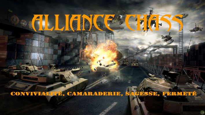 Alliance Chasseur Ardenn Index du Forum