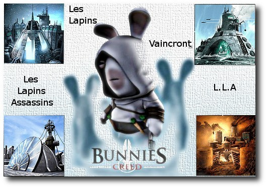 Les Lapins Assassins Index du Forum