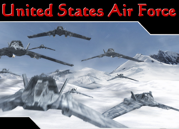 Alliance U.S. Air Force Index du Forum