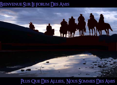 Forum des amis de Travian Index du Forum