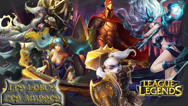 les héros des abysses Index du Forum
