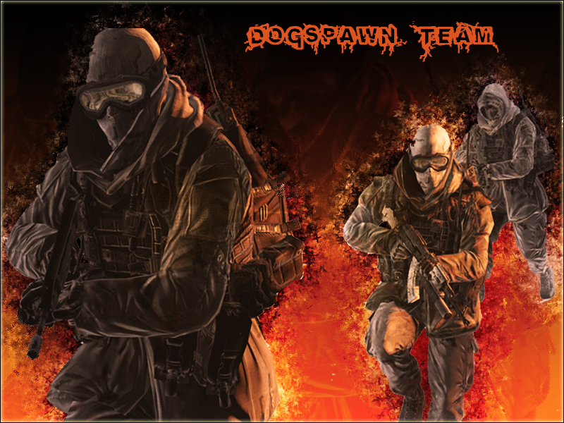 .::Team DogsPawn::. Call of Duty Modern Warfare 2 sur PS3  Index du Forum