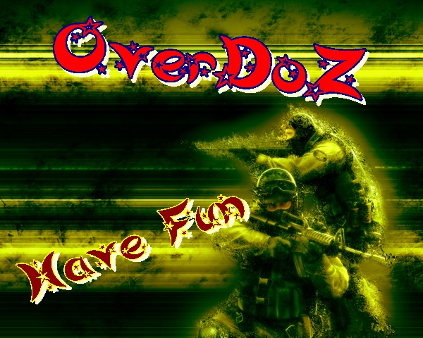 overdose team cz Index du Forum