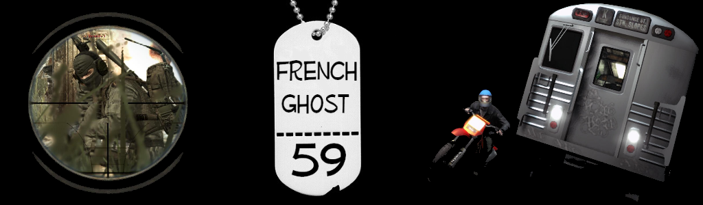 French Ghost 59 Index du Forum