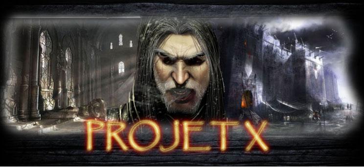 Projet X Index du Forum