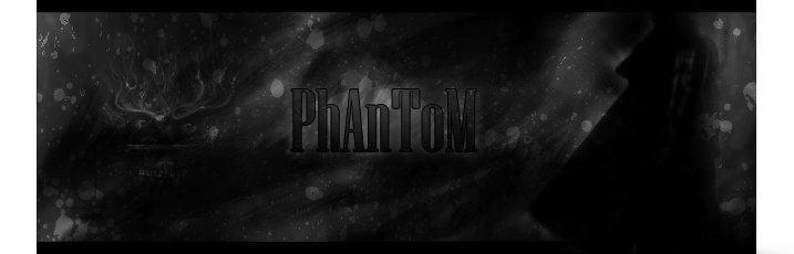 PhAnToM Forum Index