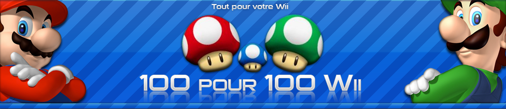 100 pour 100 wii Forum Index