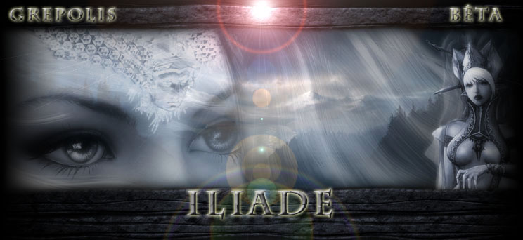 Iliade forum Index du Forum