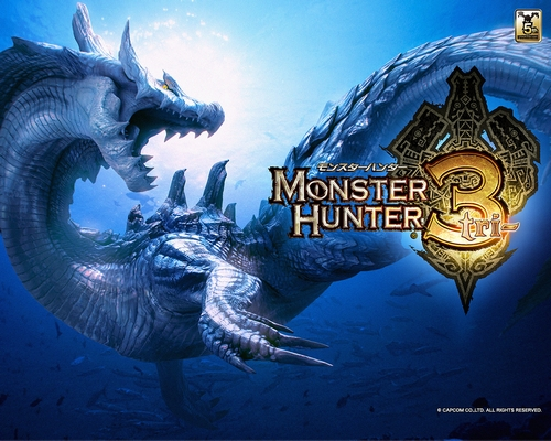 Monster Hunter 3 Index du Forum