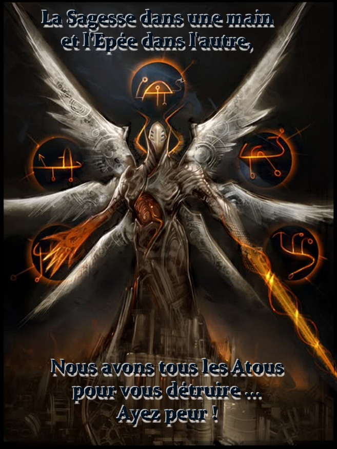 les anges noirs divins Index du Forum