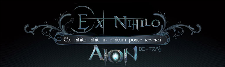 Ex Nihilo Index du Forum