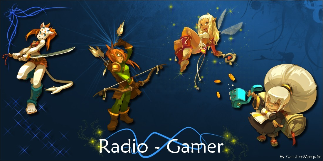 Radio-gamer Index du Forum