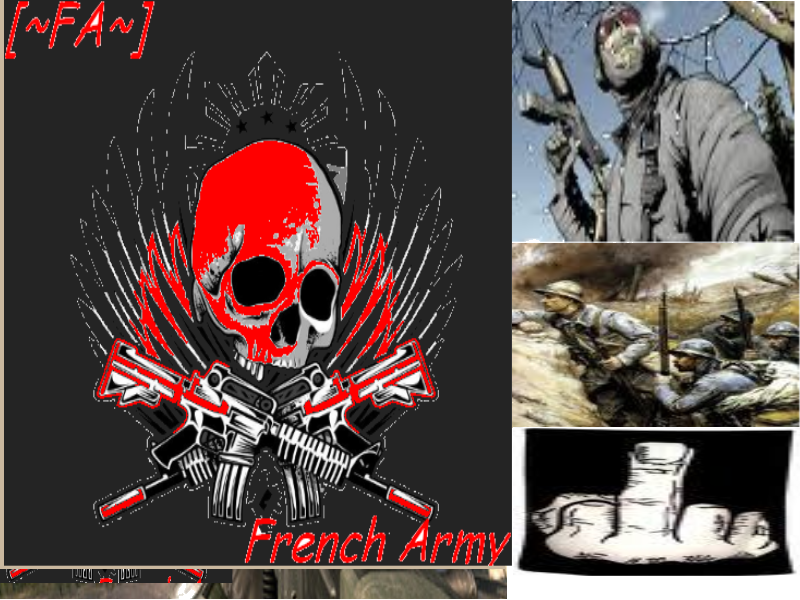 la team [~fa~] sur ps3 : cod mw2 Index du Forum