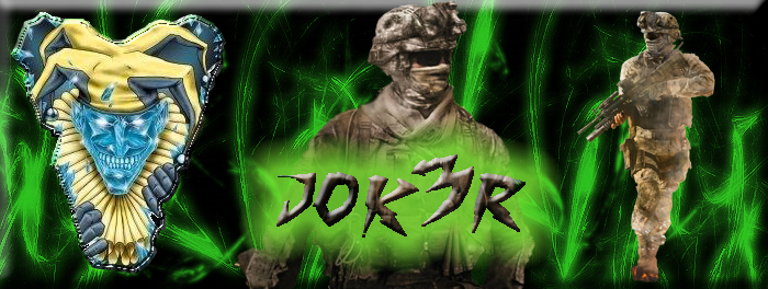 ^_^ Tournoi Jok3r  ^_^ Index du Forum