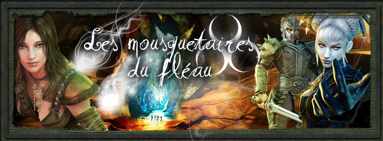 Les mousquetaires du fleau Index du Forum