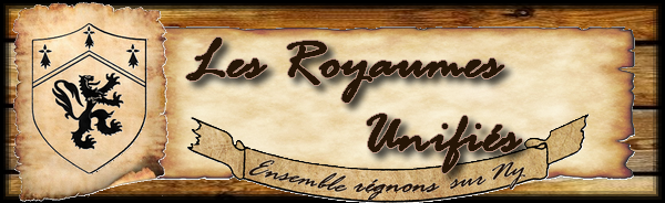 les royaumes unifiés Index du Forum