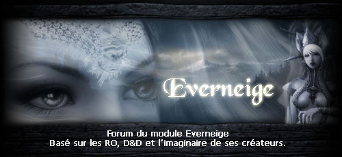 everneige Index du Forum