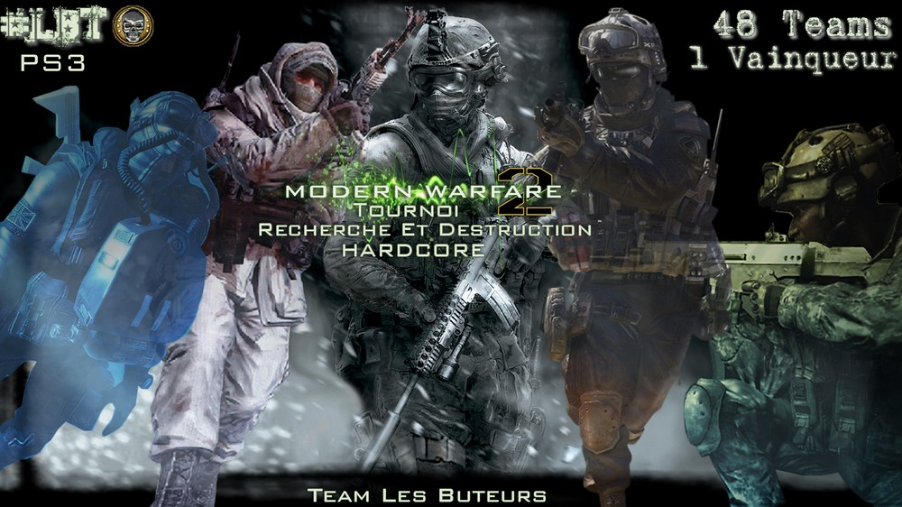 Tournoi #LBT sur MW2 en RDH Index du Forum