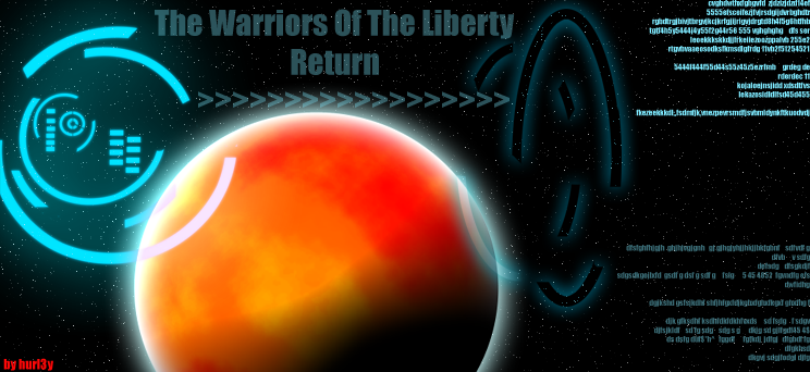 warriors of the liberty returns Index du Forum
