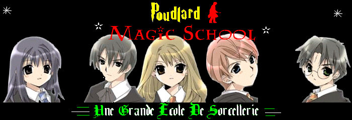 Poudlard Magic School Index du Forum