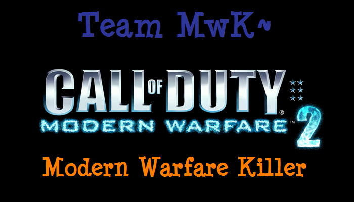 Team Modern Warfare Killer Index du Forum
