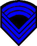 sergent major  infanterie