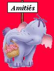 Amitiés