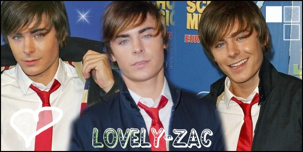 LOvely-Zac Index du Forum