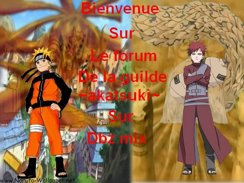 l'akatsuki  Index du Forum