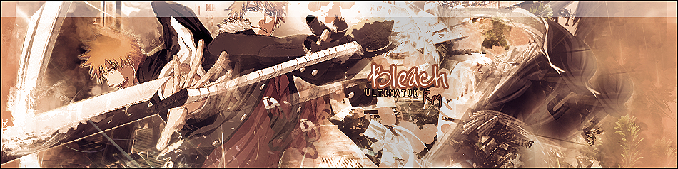 Bleach Force Index du Forum