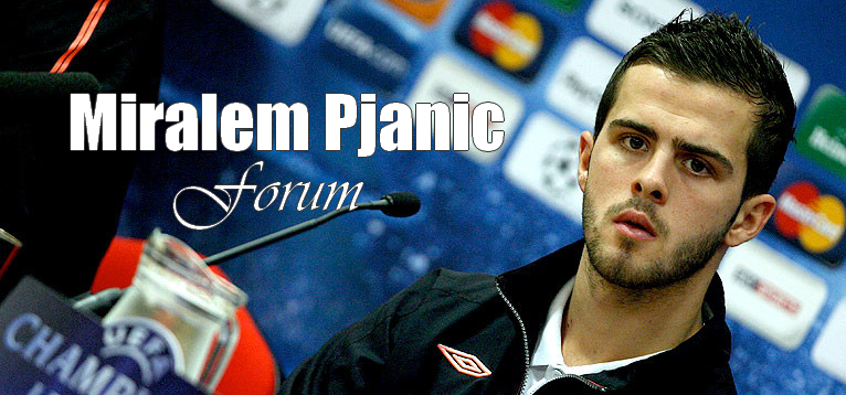 Miralem Pjanic Index du Forum