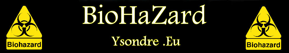 biohazard Index du Forum
