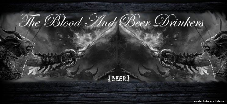 The Blood and Beer Drinkers Forum Index