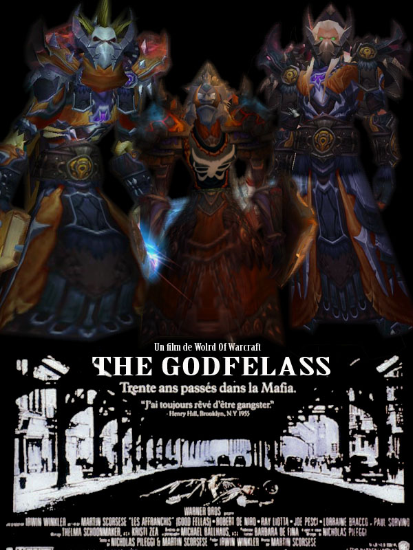 The Godfelass le forum. Forum Index