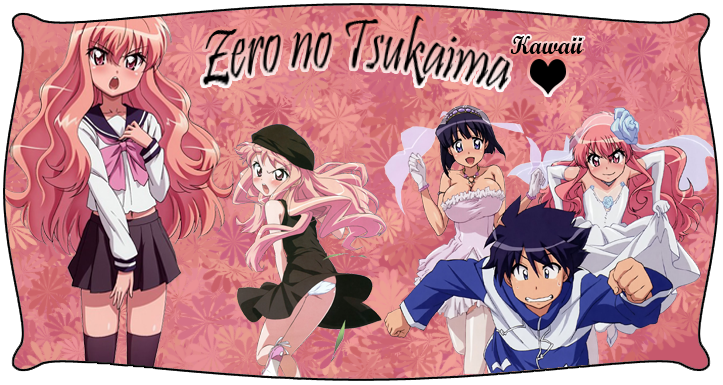 ♥ Zero no Tsukaima ♥ Forum Index