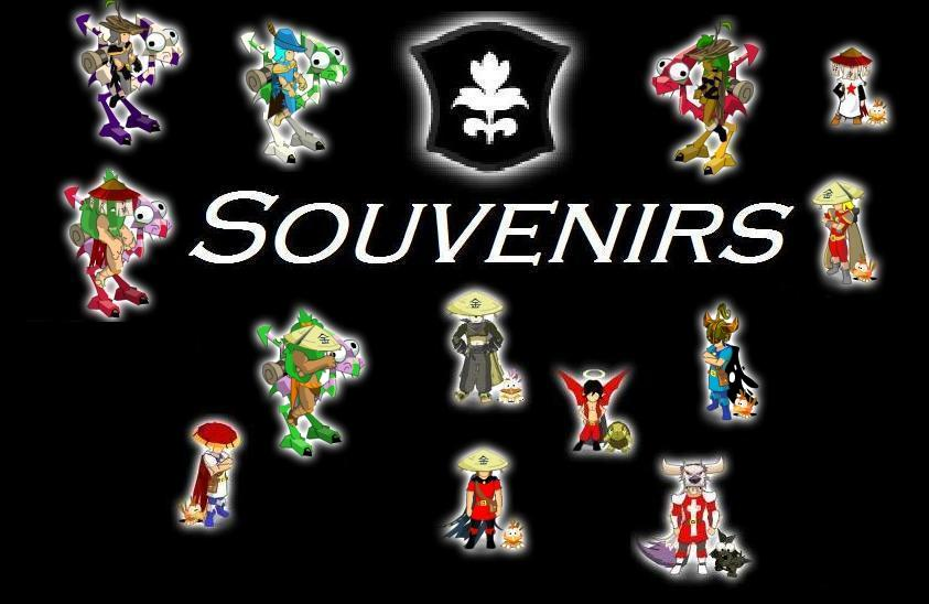 Souvenirs  Index du Forum