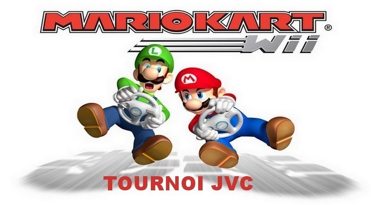 championnat jvc mario kart + cup Index du Forum
