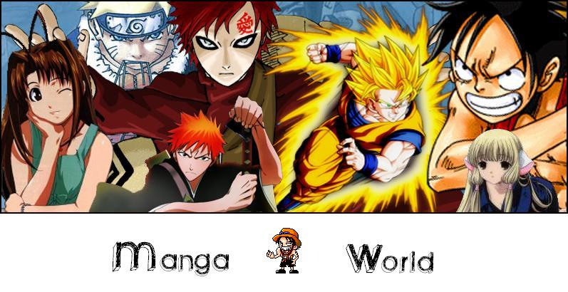 ~ Manga World ~ Index du Forum