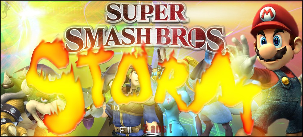 Smash bros Storm ! Index du Forum