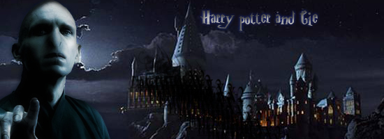 Harry Potter et cie Index du Forum