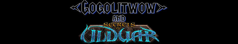 GogolitWoW Index du Forum