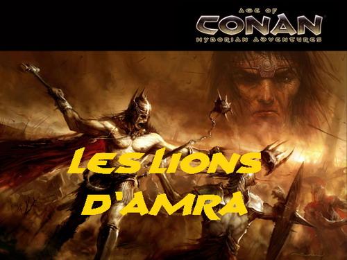 Les Lions d'Amra Forum Index