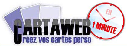cartaweb , créez vos cartes perso ! Forum Index