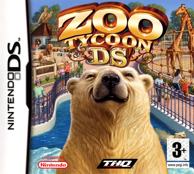jeux vid o astuces zoo tycoon ds. Black Bedroom Furniture Sets. Home Design Ideas