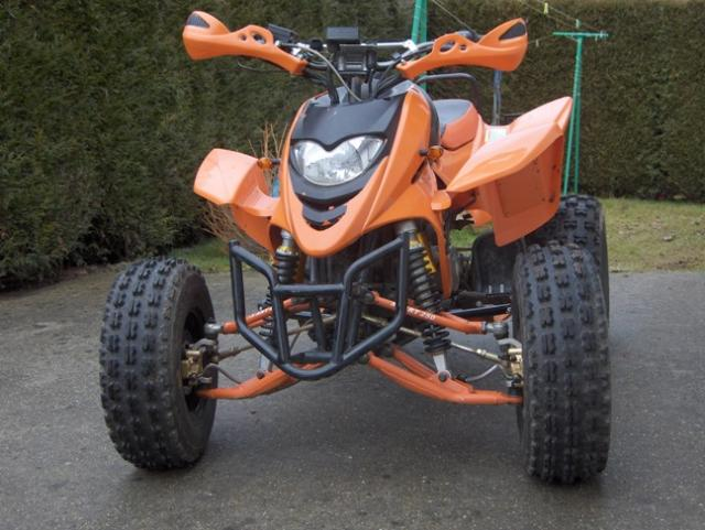 shineray 250 stxe quad