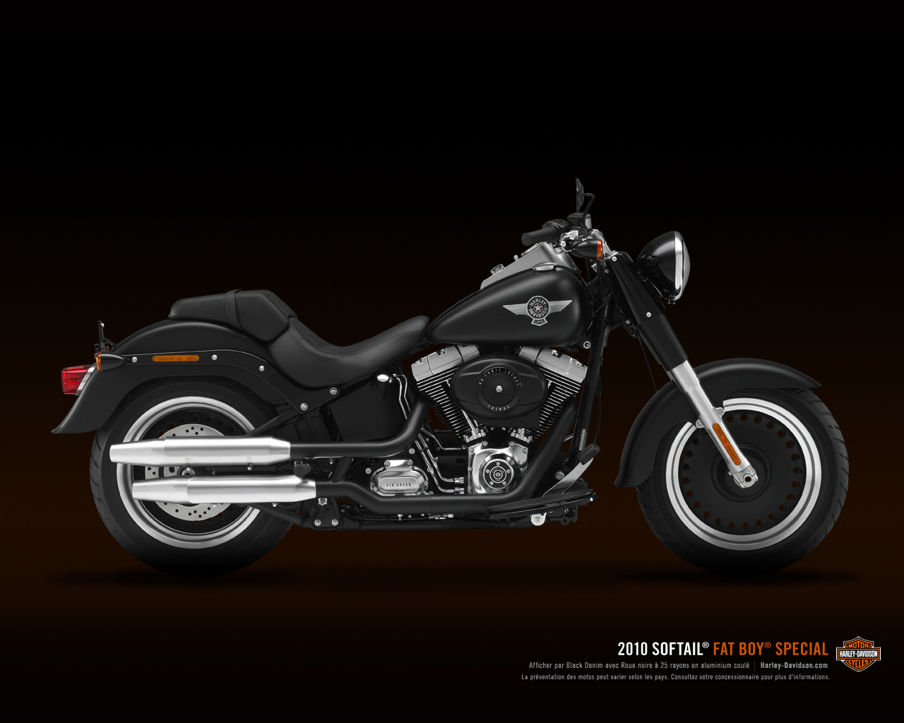 le forum harley davidson fat boy special 2010. Black Bedroom Furniture Sets. Home Design Ideas