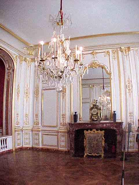 Passions et partage le chateau de chambord for Redecorer sa chambre