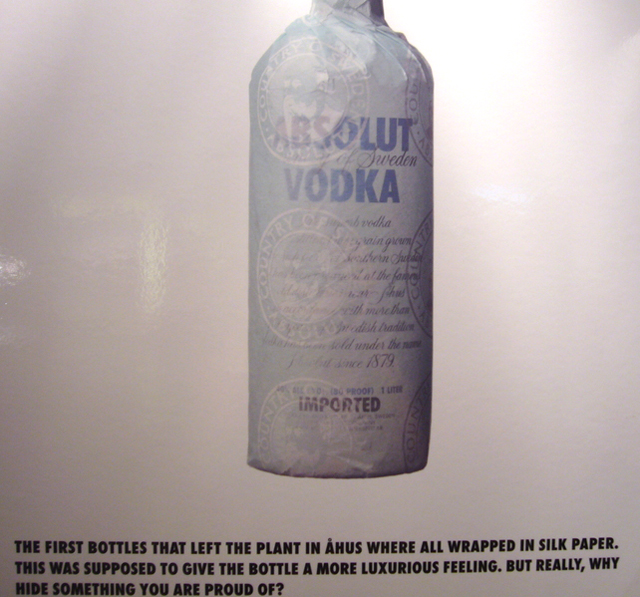 the history of absolut vodka Absolut vodka case solution,absolut vodka case analysis, absolut vodka case study solution, this case illustrates the unusual history of the brand in a super-premium segment of the vodka market.